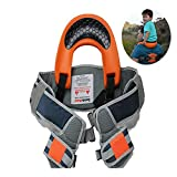 josietomy Sattel Baby,Schulter-Tragesitz Sattel Schultergurt Schulterwust Seat Saddle All-Direction Safety Protection for Child for Hiking Trails, Camping, Fitness Travel
