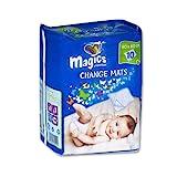 babies best Magics Wickelunterlagen 30 Stück, 1er Pack (3 x 10 Stück)
