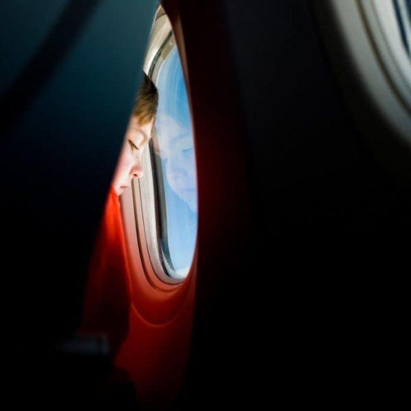 tipps für entspannte Flugreisen mit Kindern