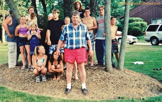 Die 5 wichtigsten Regeln für ein gelungenes Familienfotos (+ Beispiele wie es nicht geht)