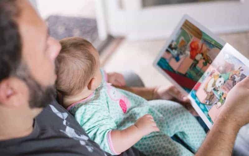 12 Gründe, warum jeder Vater seinen Kindern vorlesen sollte