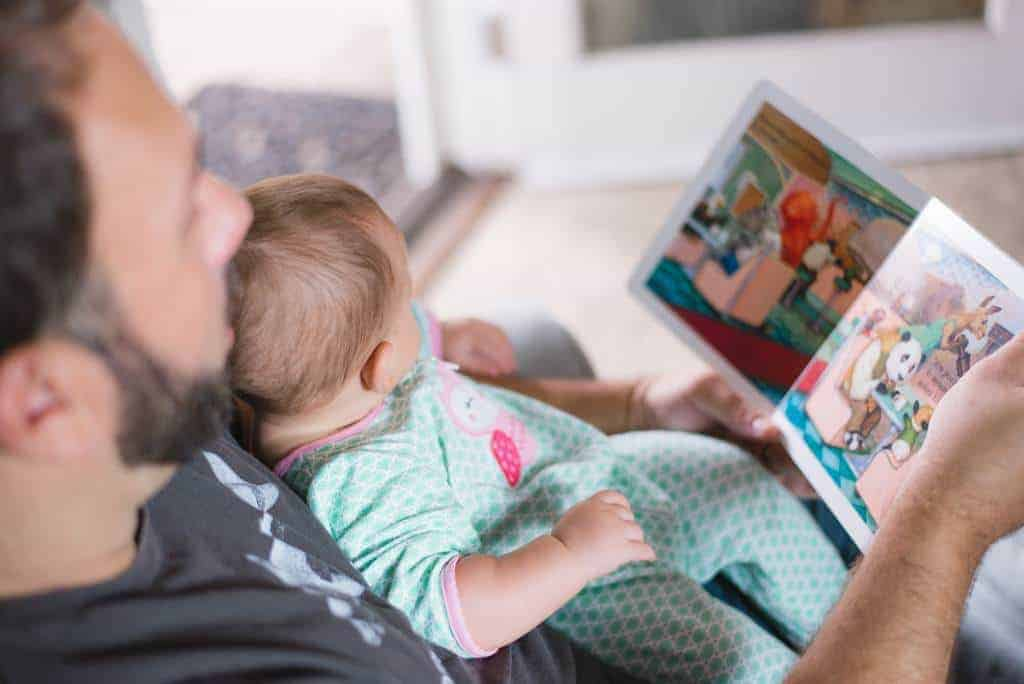 vorlesen ist super wichtig für kinder