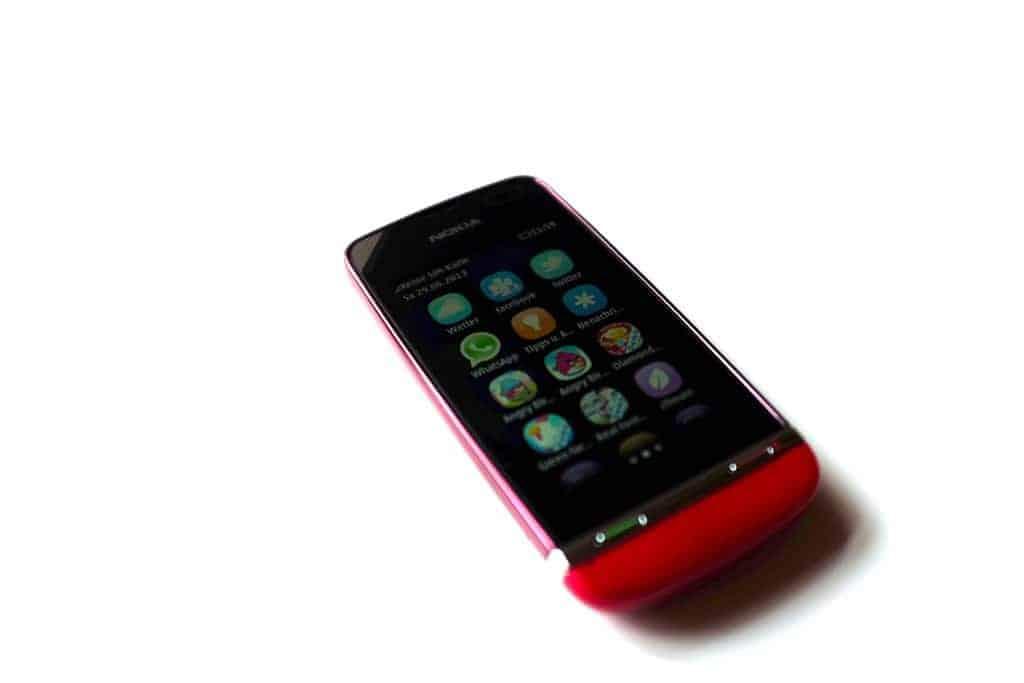 Nokia Asha 311 Social Media