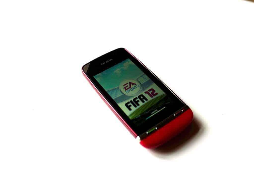 Nokia Asha 311 FiFa 12