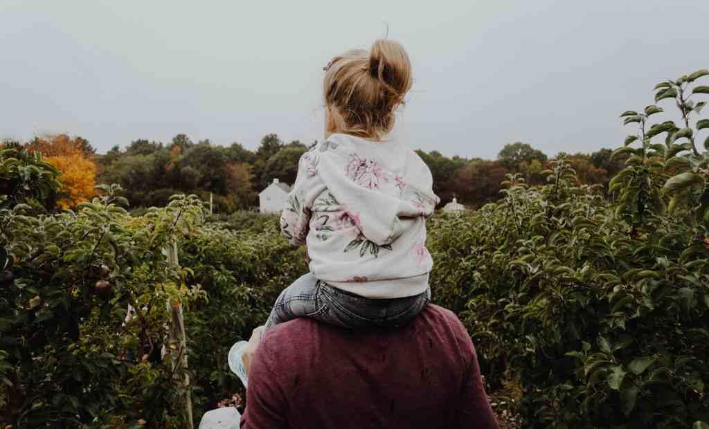 guter Vater sein ist ganz einfach