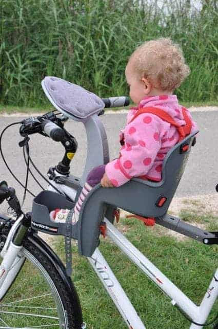 WeeRide Kindersitz Test 2