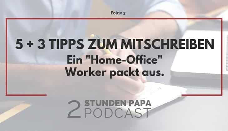 5 + 3 Empfehlungen wie Du erfolgreich in Deinem Home Office arbeitest