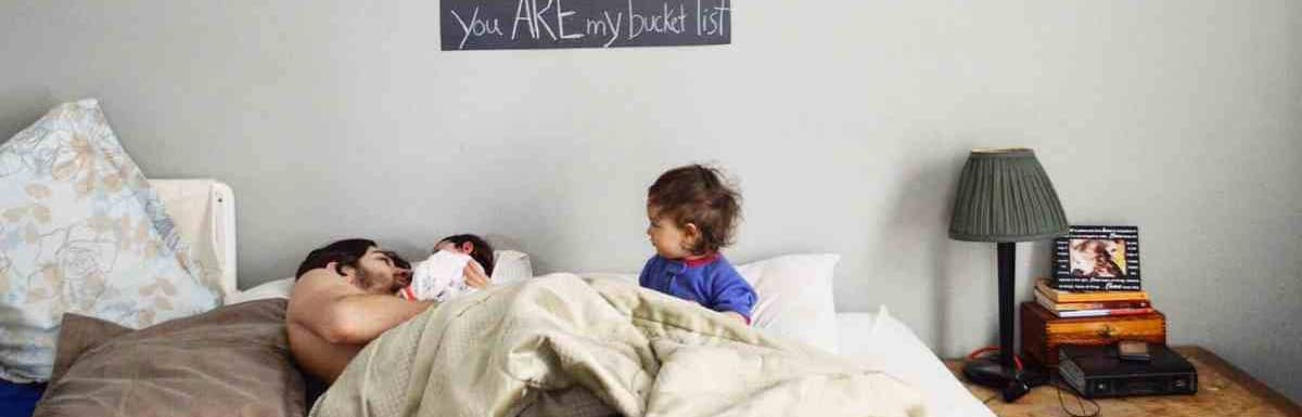 Das Familienbett – Fluch oder Segen?