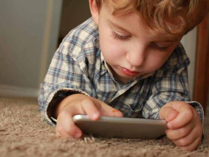 Kindersicherung iPad
