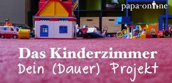 Das Kinderzimmer – Dein Projekt