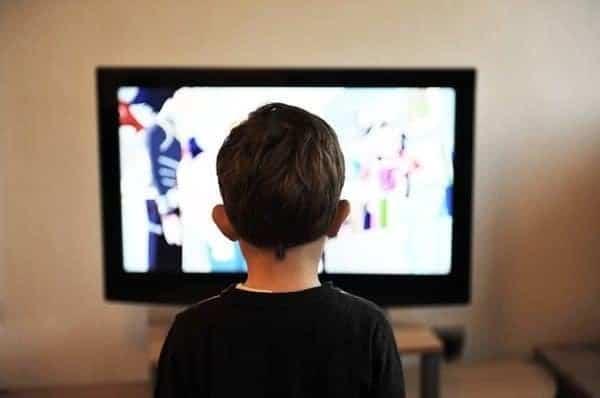 Bildschirmzeit TV