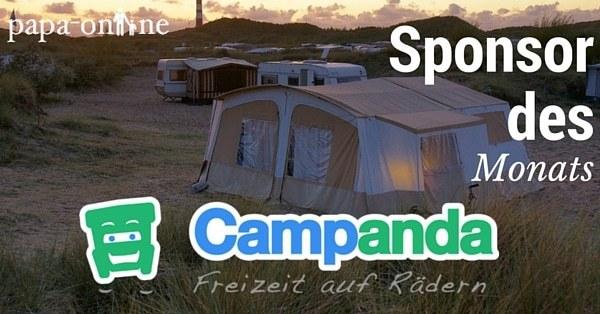 Sponsor des Monats: Campanda.de
