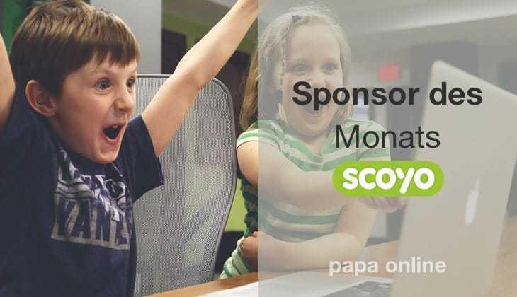 sponsor des monats scoyo