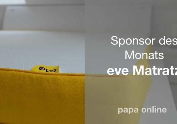eve matratze sponsor