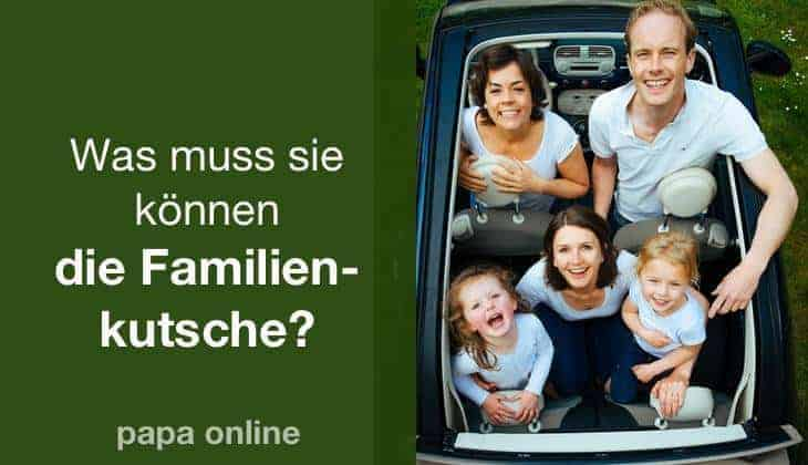 familienauto was man beim kauf eines papa taxis beachten sollte. Black Bedroom Furniture Sets. Home Design Ideas