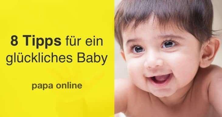 Was Du als Papa zur idealen Baby Entwicklung beitragen kannst [8 Tipps]