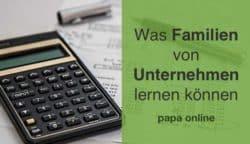Wie Du für Deine Familie einen Finanzplan erstellen kannst, der alle Deine Budgetlöcher stopft