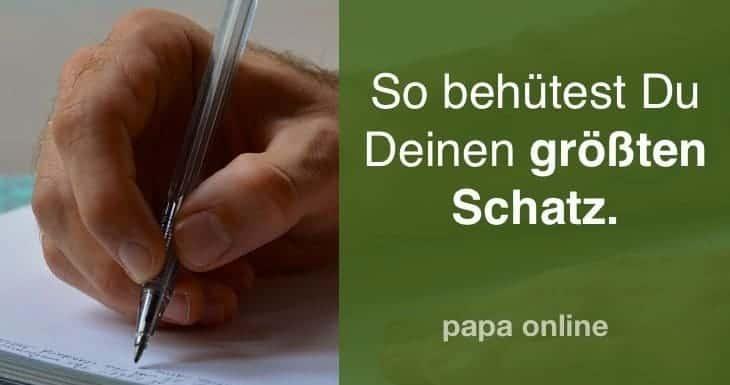 Warum sich ein Tagebuch für Väter lohnt (+ praktische Umsetzungstipps)