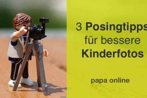 posingtipps für kinderfotos