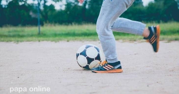 Es ist ok, wenn Dein Kind Fussball spielen möchte