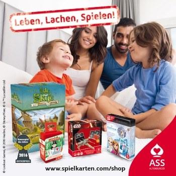 ASS Altenburger Kartenspiele Gesellschaftsspiele