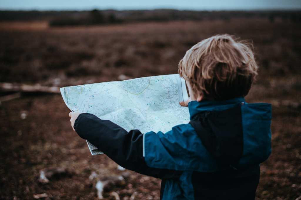 vater bewertung - Vater sein wie ein Lauf durch den Dschungel - kinder haben die karte