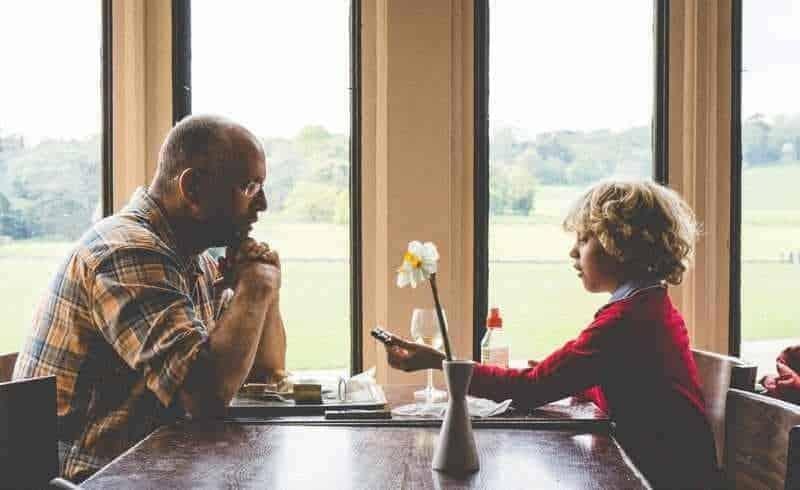 Bist Du ein guter Vater? Frag doch einfach Deine Kinder