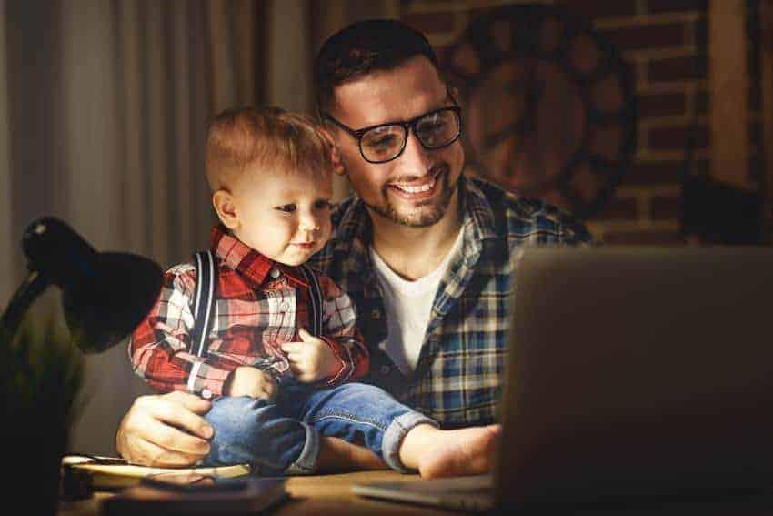 papa online work life balance