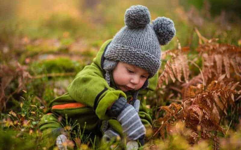 Popel essen und andere Tricks, mit denen Dein Kind gesund bleibt (Werbung)