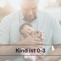 Vater eines Baby - also vater eines kleinkind