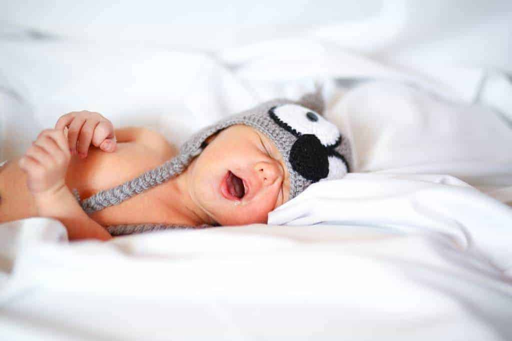 optimale raumtemperatur baby zum schlafen