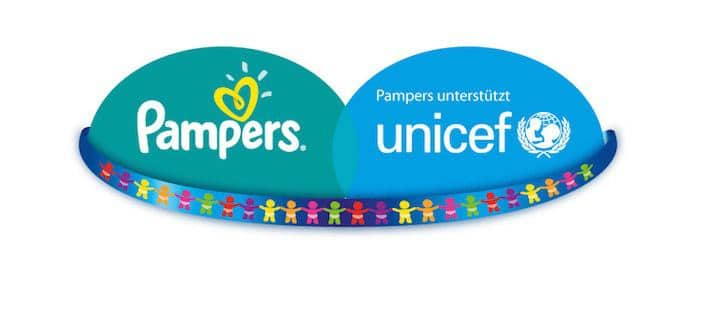 Hilfsaktion von Pampers & Unicef und Du bist gefordert #Werbung