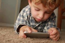 Papa, alle haben ein Smartphone, nur ich nicht …