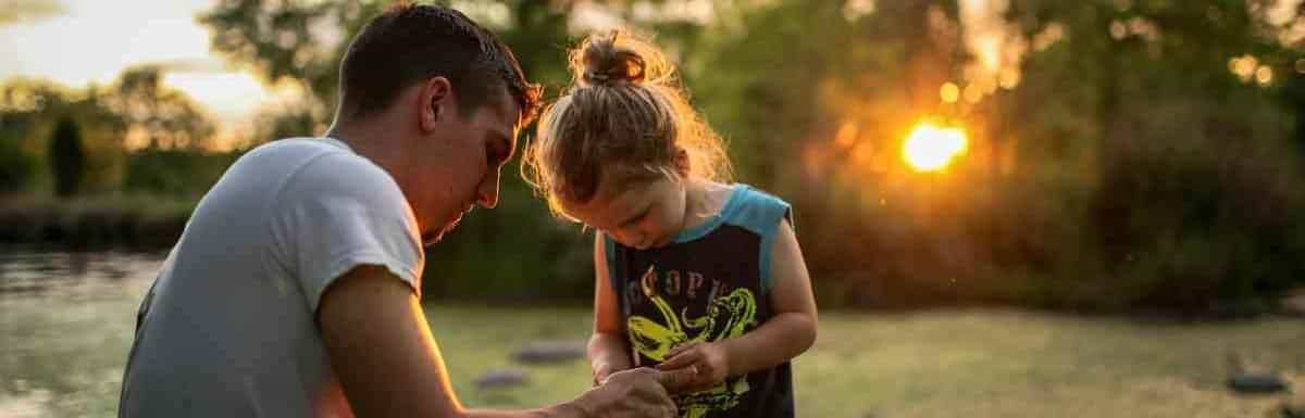 3 einfach Tipps für bessere Gespräche mit Deinem Kind