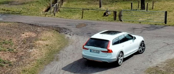 Unser Volvo V90 Cross Country Test – taugt der Schwede als Familienauto? [Werbung]