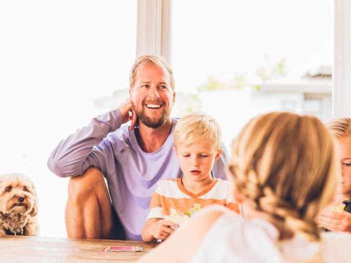 aufmerksamkeit für Dein kind