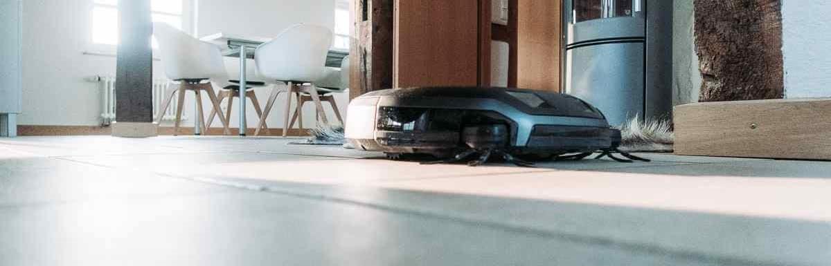 Saubere Wohnung von Zauberhand? Wir testen den Miele Saugroboter Scout RX2 #Werbung