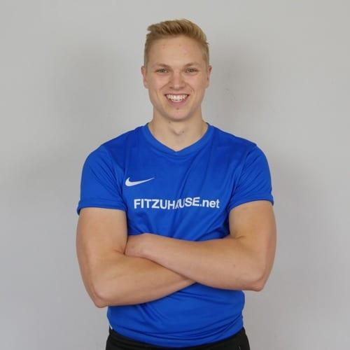 workout für zuhause - Daniel Mehlen