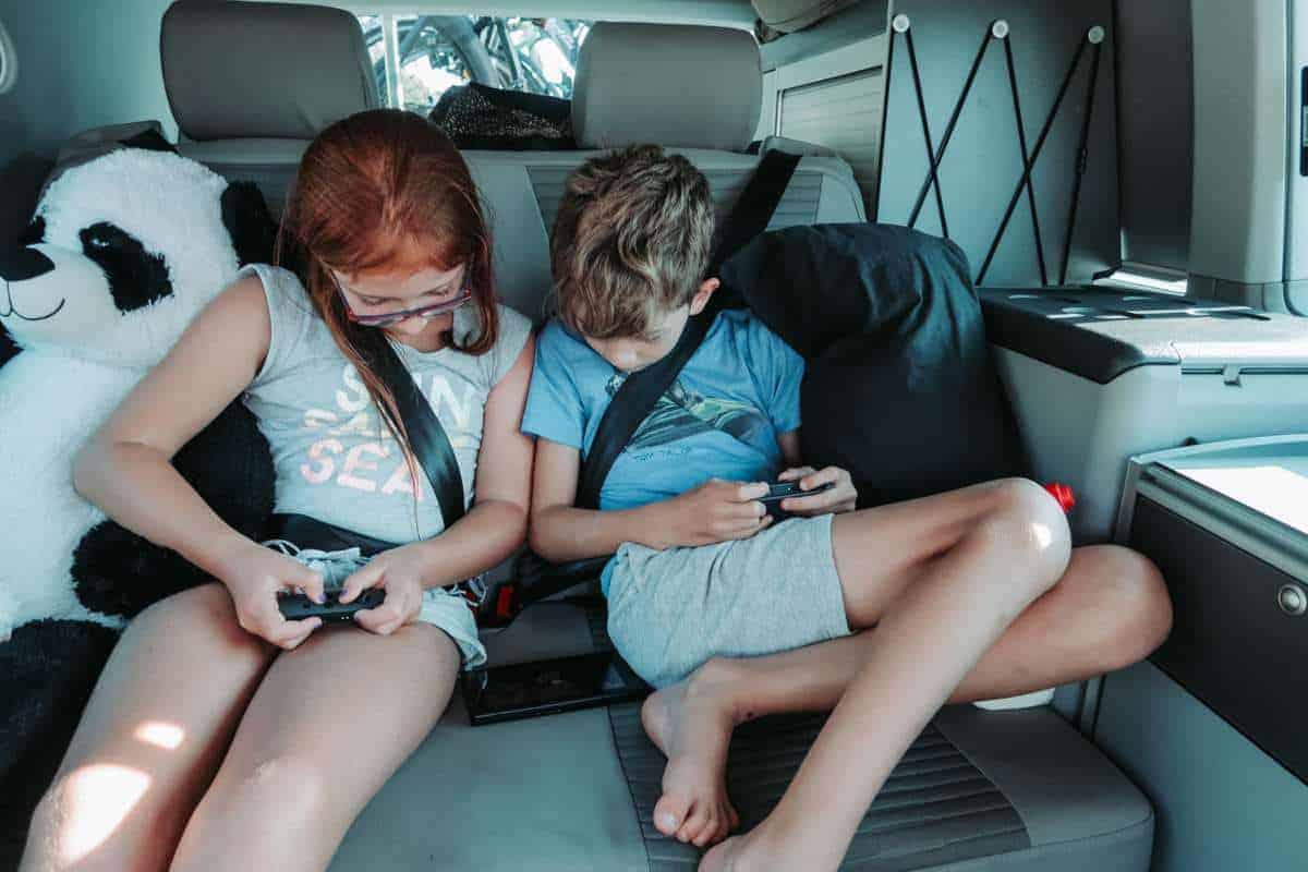 die besten spiele für die Autofahrt - der Nintendo switch test