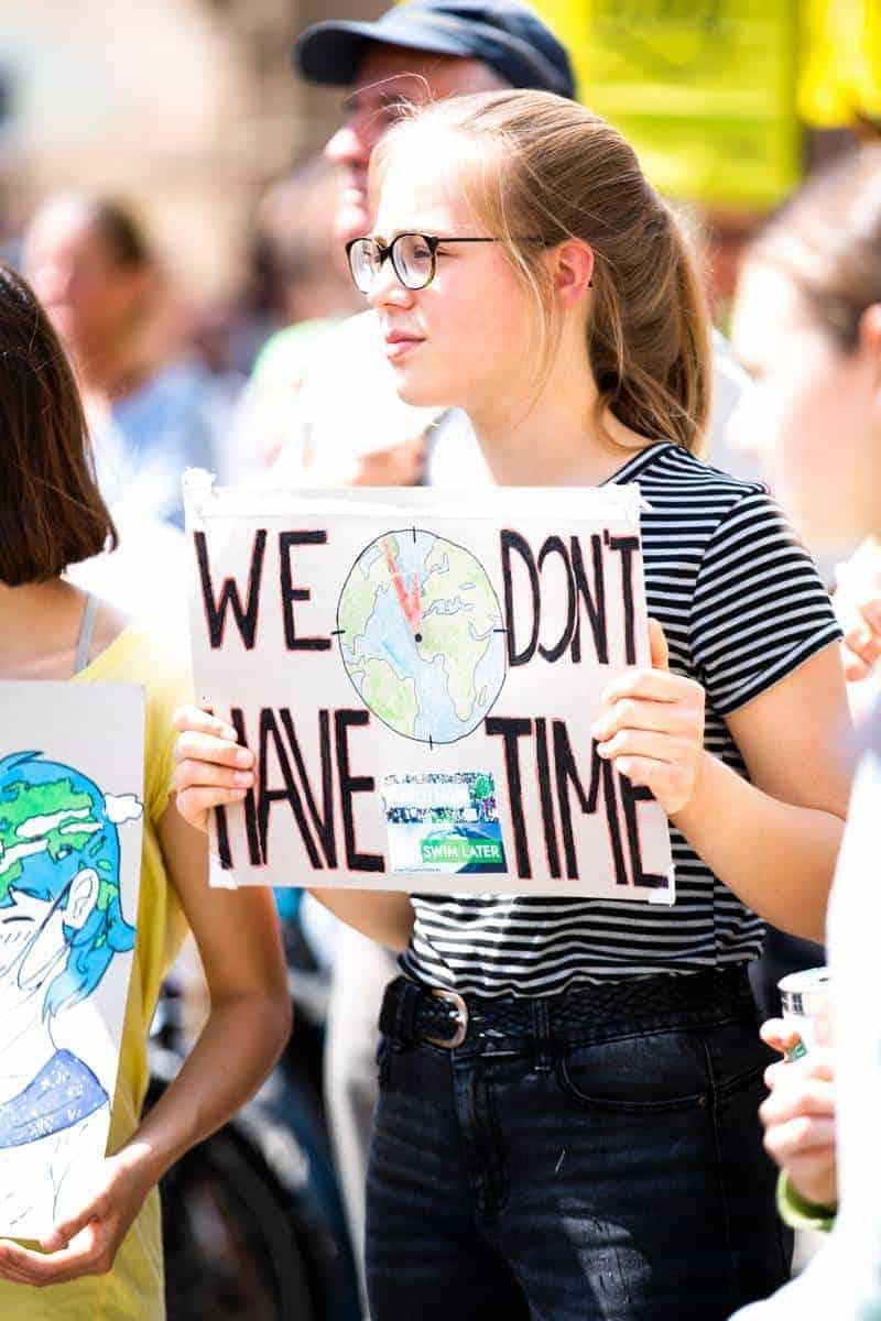 Klimawandel für kinder erklären