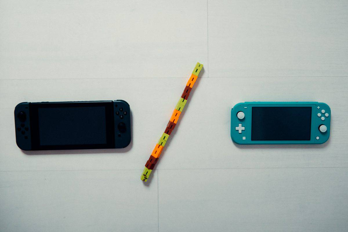 Switch Lite Unterschied